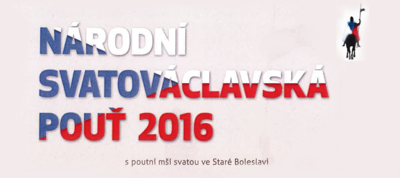 Národní svatováclavská pouť 28. září 2016