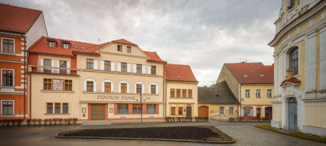 Panský dům Rožmitál pod Třemšínem