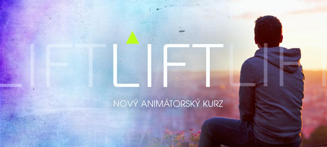 Lift, nový animátorský kurz adcm