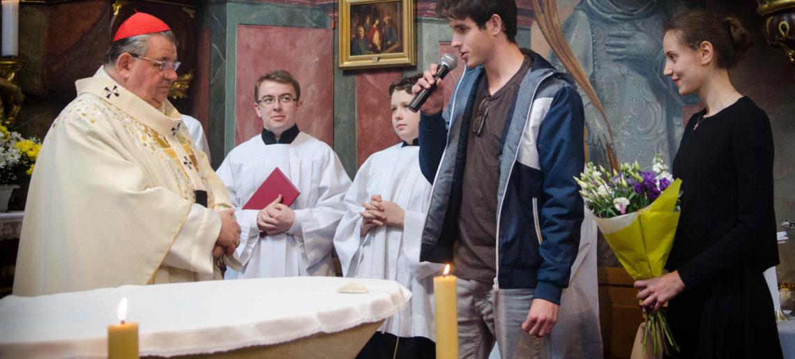 Ohlášky 5. neděle velikonoční