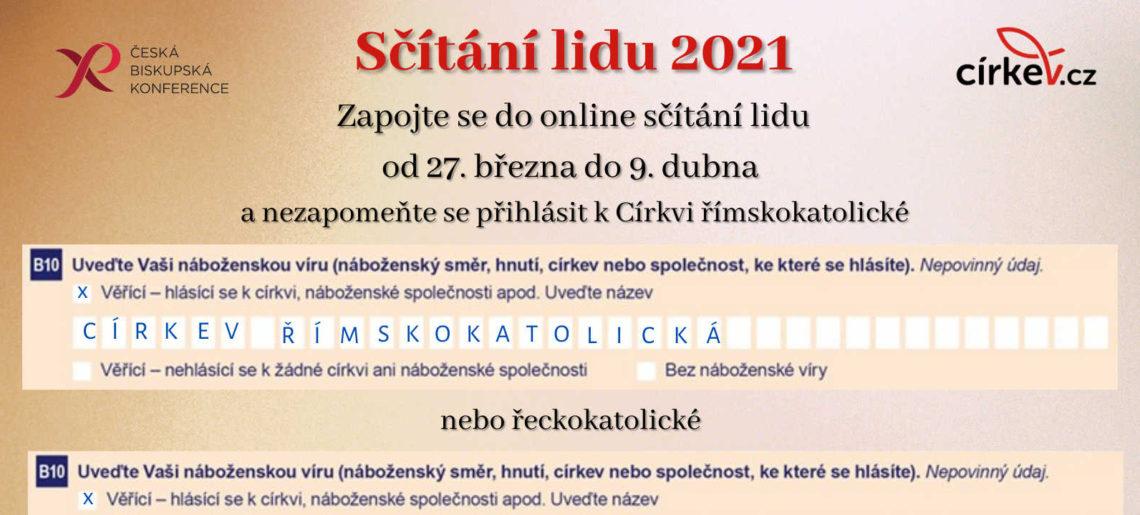 Sčítání lidu 2021